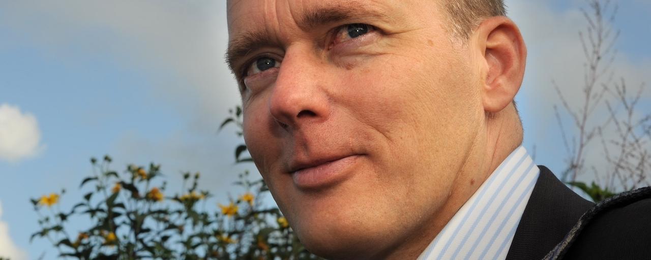 Koen van Tankeren geassocieerd adviseur bij HollandSpoor